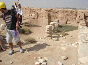 Four room house at Beersheba 2